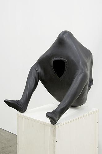 Erwin Wurm's Gulp