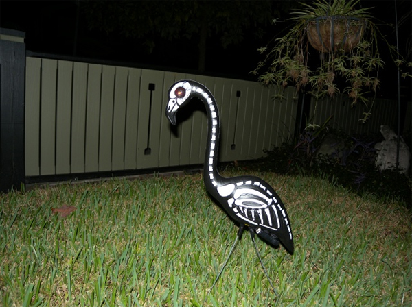 How-To:  Doom flamingo