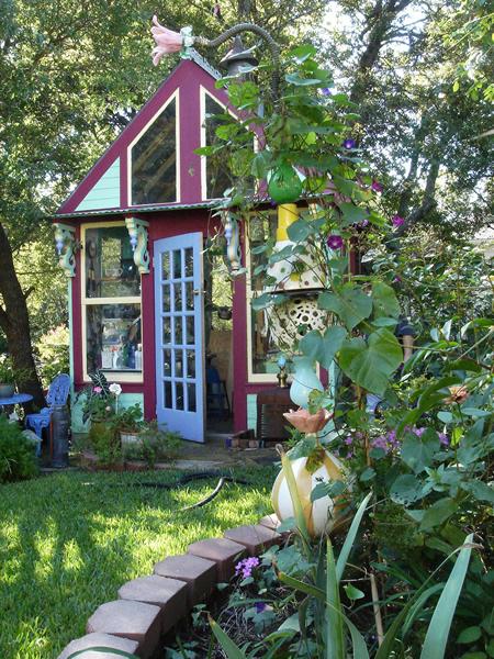 Fredda Perkins' Craft Cottage