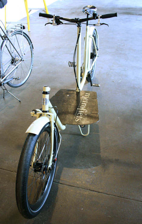 Bike builders compete to build best commuter bike ever