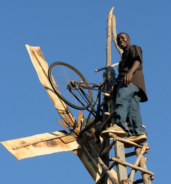 William Kamkwamba at MIT