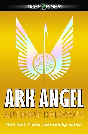 Alex Rider book giveaway: Scorpia and Ark Angel