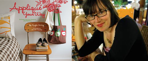 Appliqué Your Way Events with Kayte Terry in SF