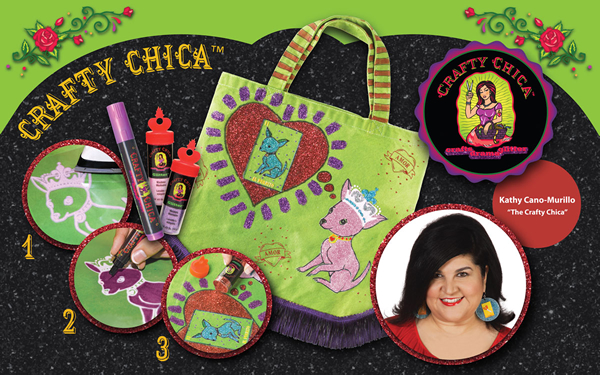 Crafty Chica Fall Products Heading Back to Michael's