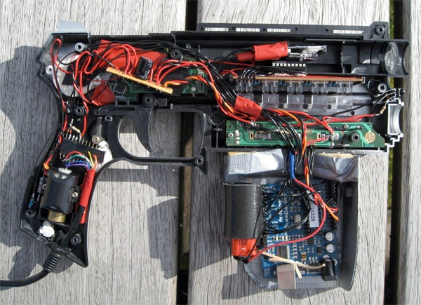 How-To: Arduino-based laser tag
