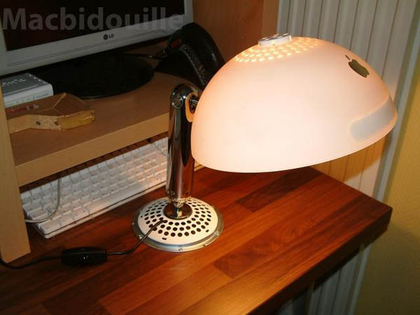 """Turning an """"iLamp"""" into a lamp-lamp"""