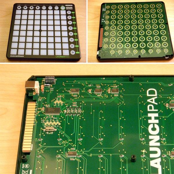 Novation Launchpad teardown