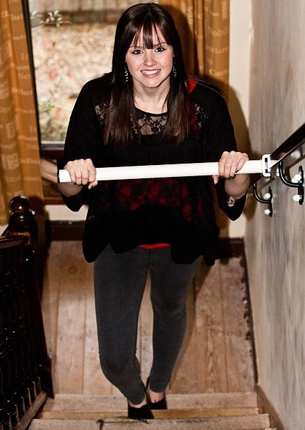 StairSteady invented by a 16 year old..