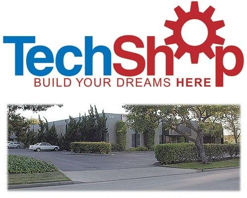 Intel Sponsorship to Help Fund TechShop Menlo Park Move