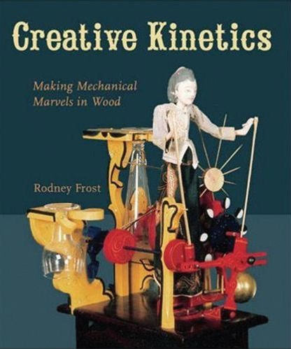 New in the Maker Shed: Creative Kinetics
