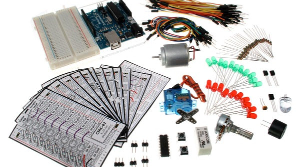 Make Holiday Gift Guide 2009 All Arduino How To Build A Vibration Motor Circuit Use For Projects Article Featured Image