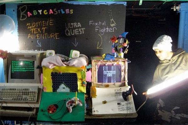 Handmade Music NYC gets blippy this Wednesday 12/16/09