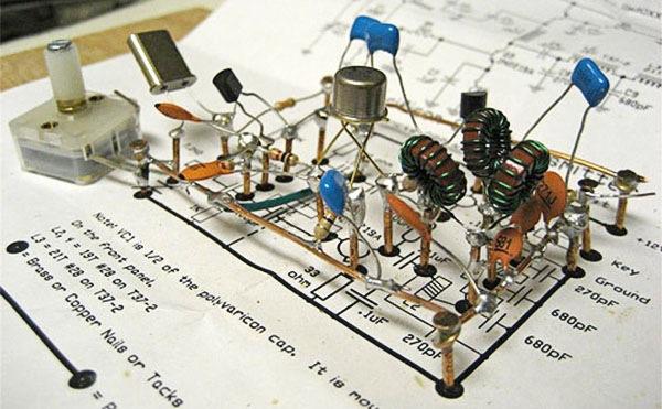 Arduino Skeleton – Look Mom, no PCB!