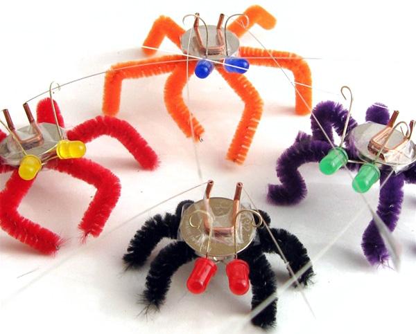 In the Maker Shed: Blinkybug Kit