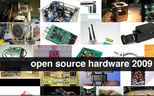 Open source hardware 2009 – The definitive guide to open source hardware projects in 2009