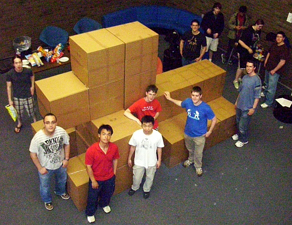 Math Monday: Giant SOMA puzzle