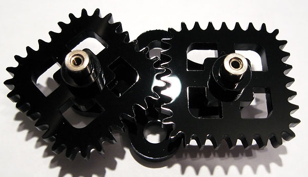 Square gears?