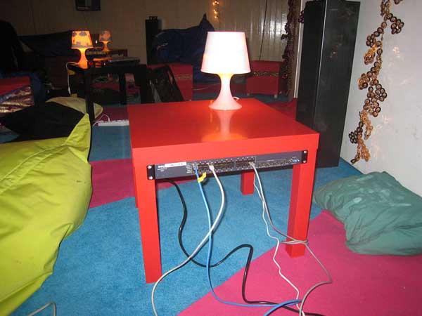 LackRack: Ikea server racks for living room datacenters