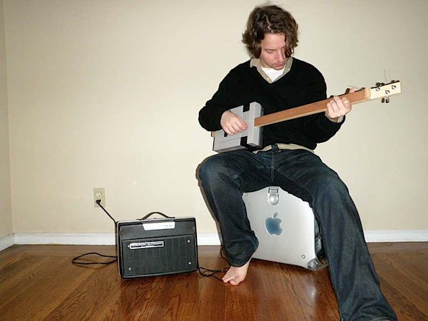 How-To: Amplify your gamer guitar