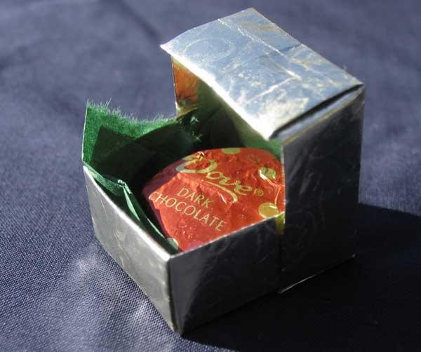 Intern's Corner: Origami New Year's decorations
