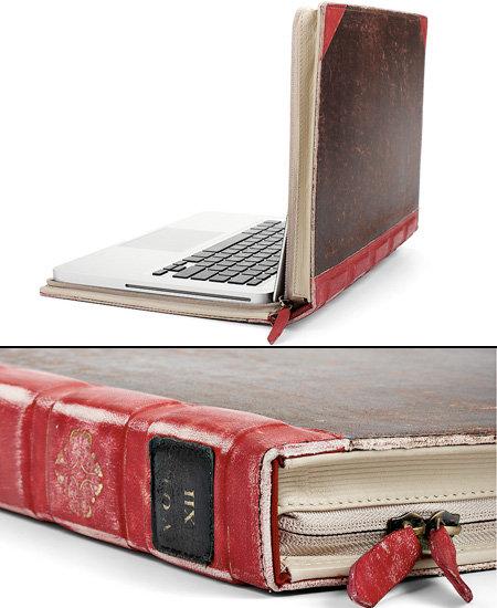 Remake:  MacBook hidden in an actual book