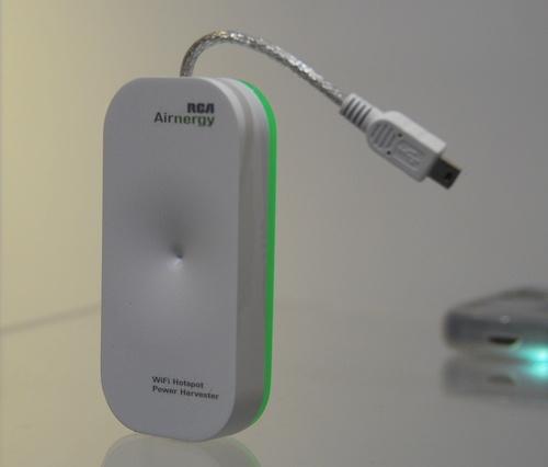 "Alt.CES: RCA's Wi-Fi ""Power Harvester"" Snakeoil?"
