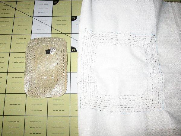 DIY soft-circuit RFID tags