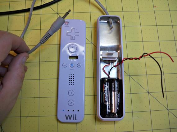 Wii Wand of Power watchdog circuit