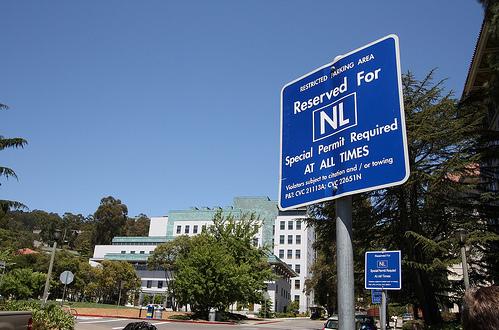 "UC Berkeley has ""Nobel Laureate Only"" parking spaces"
