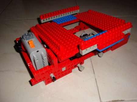 LEGO PCB Agitator