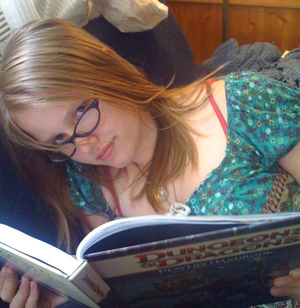 Read an RPG Book in Public Week