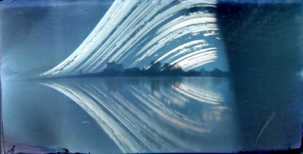 Lovely solargraphy photos