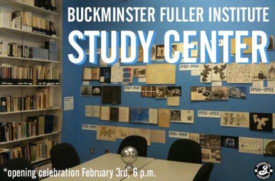 The Buckminster Fuller Institute study center
