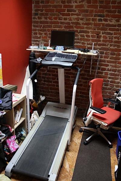 How-To: Treadmill desk