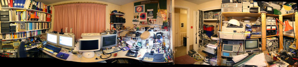 Awesome workshop panorama
