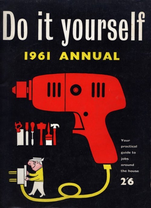 Do It Your Self Annual covers