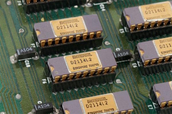 Chip orientations explained