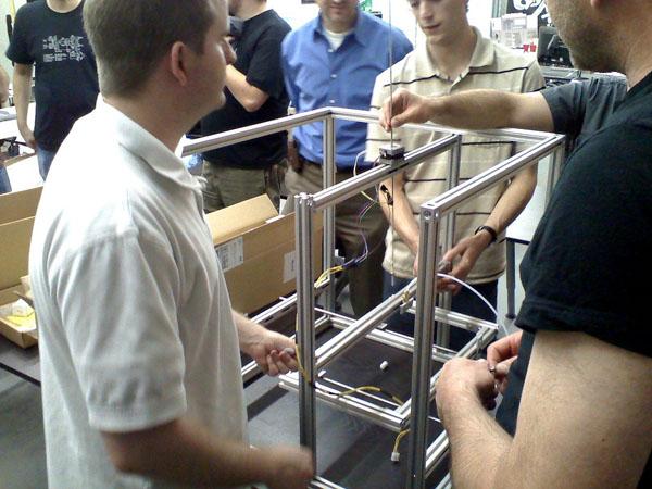 Cubely: a new 3D printer?