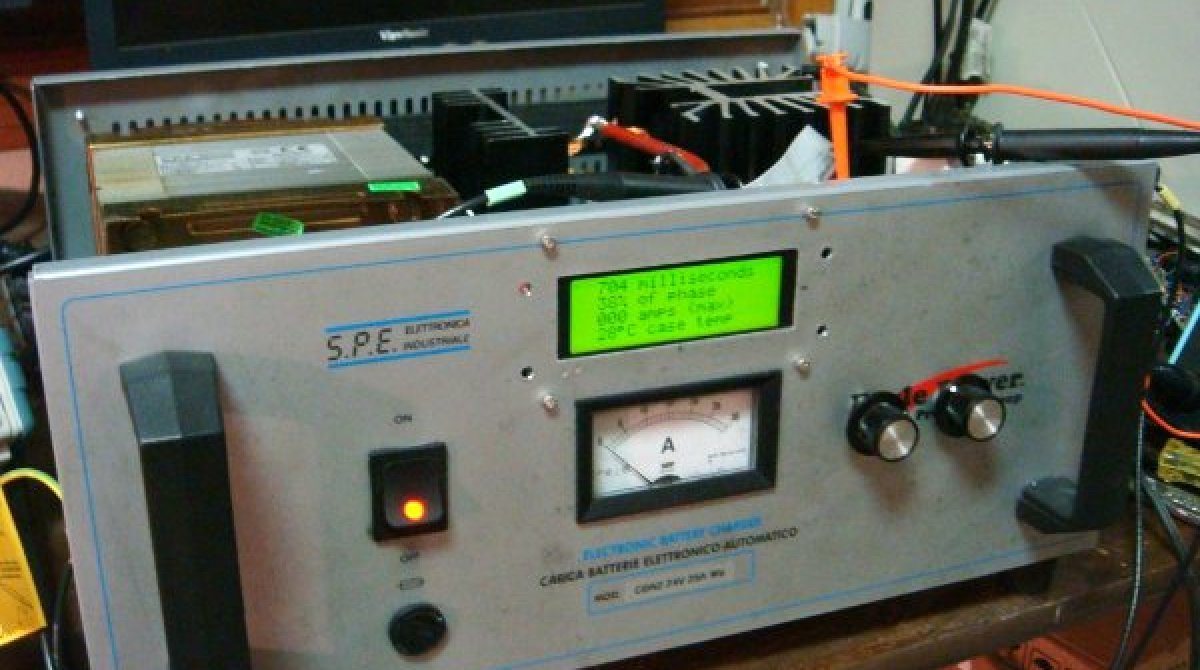 Building a spot welder from a battery charger | Make: