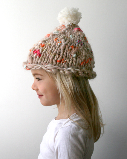 Knit Kid's Hat