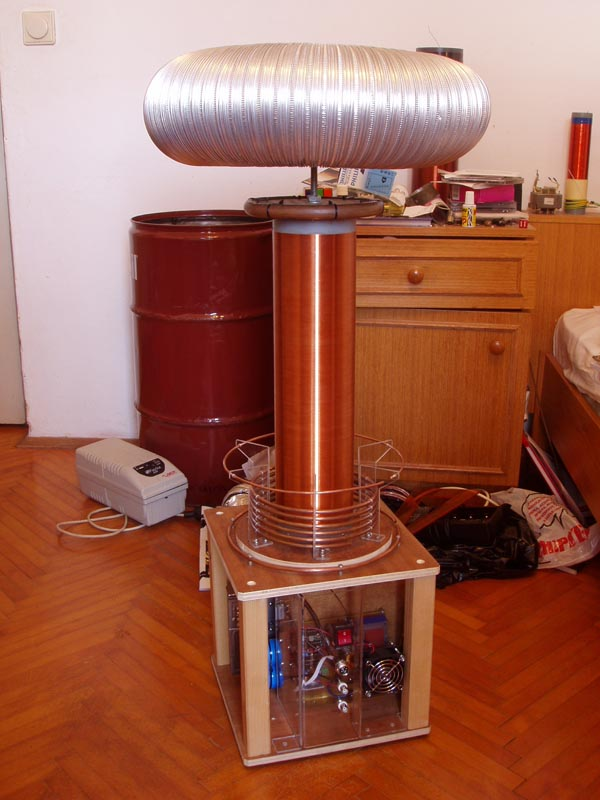 High-voltage project resource
