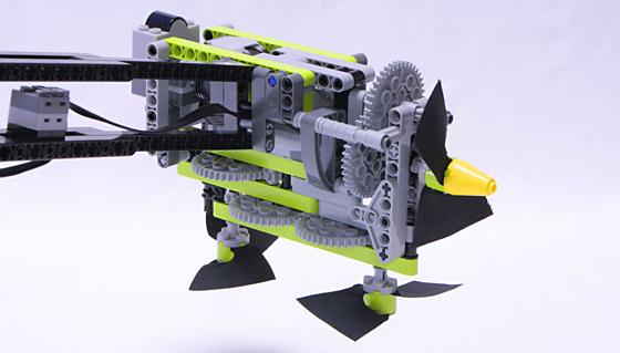 Lego centrifuge