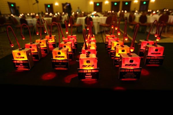 SXSW 2010 Web Awards are Thingamagoopy