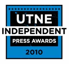 MAKE nominated for Independent Press Awards