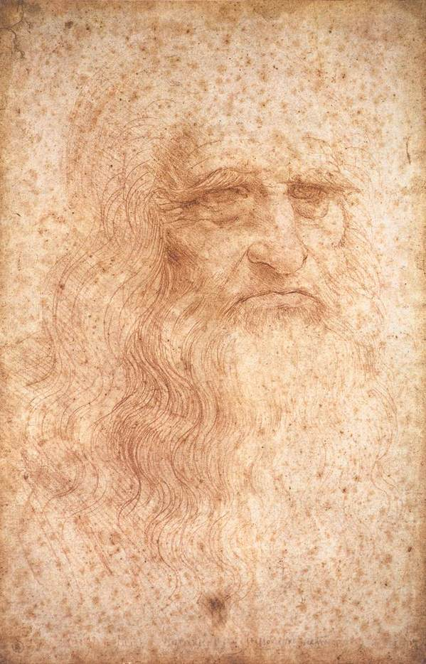 Maker Birthdays:  Leonardo da Vinci
