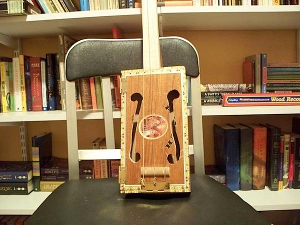 How-To: Beginner cigar box guitar
