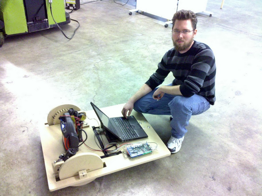 Meet the Boxbot