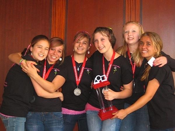 FIRST Championship team spotlight: Einstein's Daughters