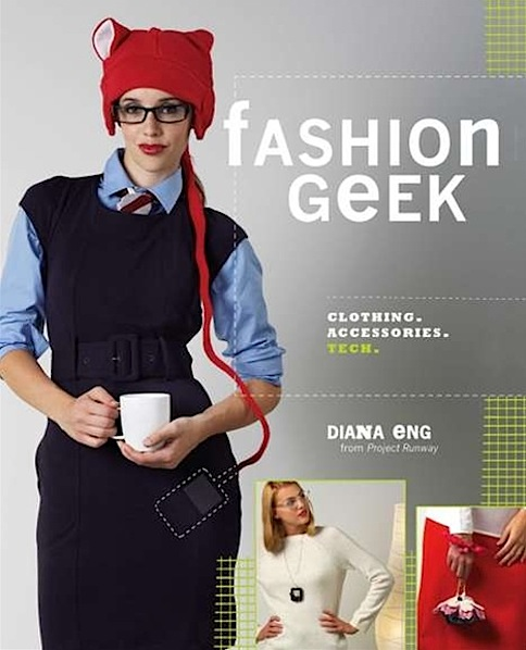 Book giveaway: Fashion Geek by Diana Eng
