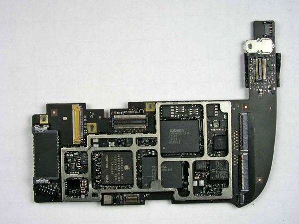 DIYPad: FCC iPad teardown